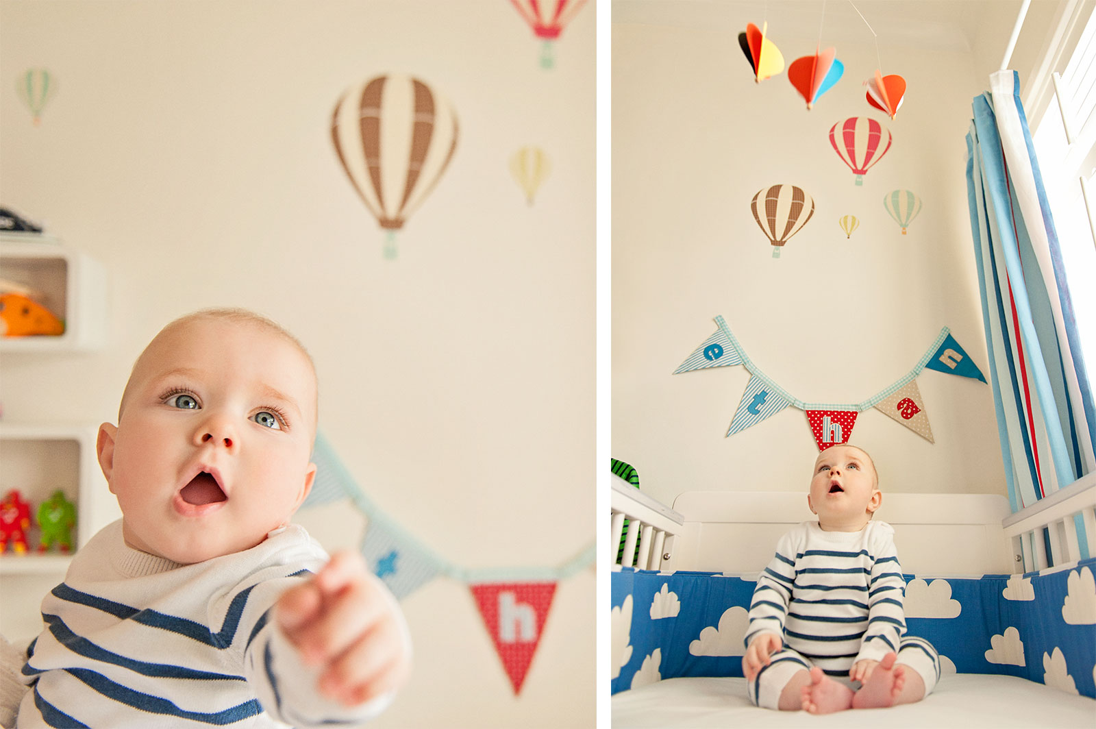 Baby photographers in South West London