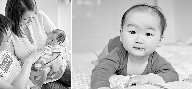Baby photography sessions